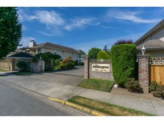 """Photo 2: 136 5641 201 Street in Langley: Langley City Townhouse for sale in """"The Huntington"""" : MLS®# R2409027"""