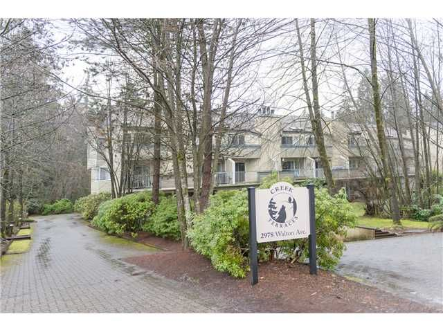 """Photo 20: Photos: 18 2978 WALTON Avenue in Coquitlam: Canyon Springs Townhouse for sale in """"CREEK TERRACE"""" : MLS®# V1049837"""
