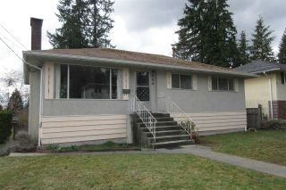 "Photo 1: 664 FLORENCE Street in Coquitlam: Coquitlam West House for sale in ""BURQUITLAM"" : MLS®# R2554367"