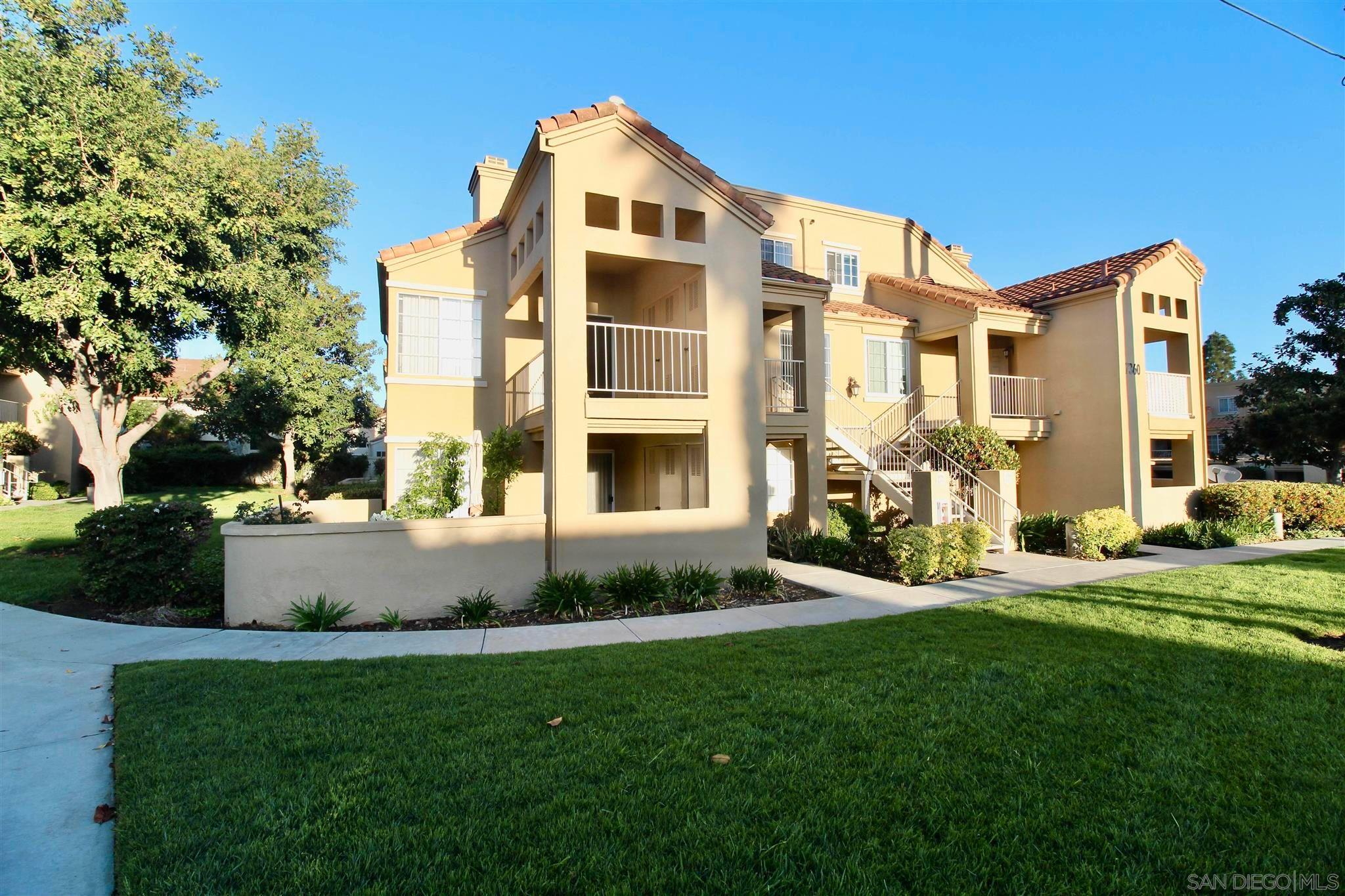 Main Photo: MIRA MESA Condo for sale : 2 bedrooms : 7360 Calle Cristobal #106 in San Diego