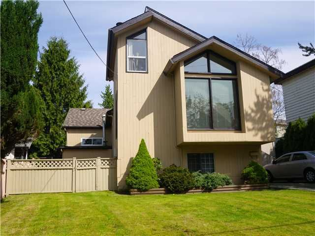 Main Photo: 250 DUTHIE Avenue in Burnaby: Westridge BN House for sale (Burnaby North)  : MLS®# V1020270