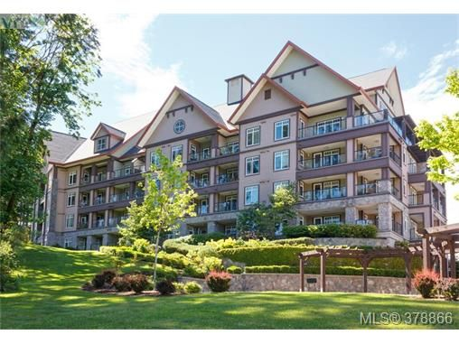 Main Photo: 301 1395 Bear Mountain Pkwy in VICTORIA: La Bear Mountain Condo for sale (Langford)  : MLS®# 760871