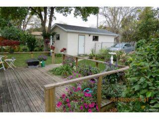 Photo 7: 99 Lennox Avenue in WINNIPEG: St Vital Residential for sale (South East Winnipeg)  : MLS®# 1424381