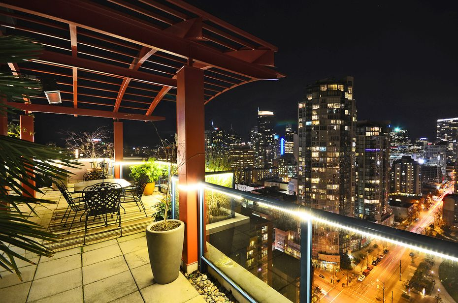 """Main Photo: 1504 1238 SEYMOUR Street in Vancouver: Downtown VW Condo for sale in """"SPACE"""" (Vancouver West)  : MLS®# V1045330"""