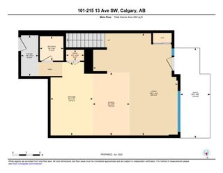 Photo 32: 101 215 13 Avenue SW in Calgary: Beltline Apartment for sale : MLS®# A1075160