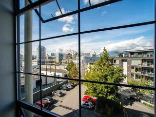 """Photo 16: 317 237 E 4TH Avenue in Vancouver: Mount Pleasant VE Condo for sale in """"ARTWORKS"""" (Vancouver East)  : MLS®# V1143418"""