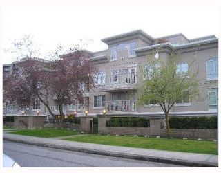 """Photo 1: 2490 W 2ND Ave in Vancouver: Kitsilano Condo for sale in """"THE TRINITY"""" (Vancouver West)  : MLS®# V640534"""