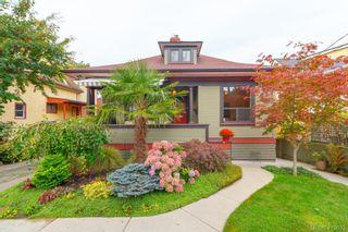 Main Photo: 130 St. Andrews St in VICTORIA: Vi James Bay Half Duplex for sale (Victoria)  : MLS®# 830679