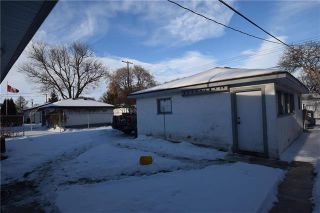 Photo 9: 831 Inkster Boulevard in Winnipeg: North End Residential for sale (4C)  : MLS®# 1831744
