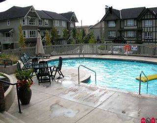 """Photo 10: 100 6747 203RD Street in Langley: Townhouse for sale in """"Willoughby Heights"""" : MLS®# F1107665"""