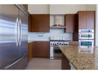"Photo 8: 2703 110 BREW Street in Port Moody: Port Moody Centre Condo for sale in ""ARIA 1"" : MLS®# V1053008"