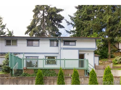 Main Photo: B 3100 Volmer Rd in VICTORIA: Co Hatley Park Half Duplex for sale (Colwood)  : MLS®# 734381