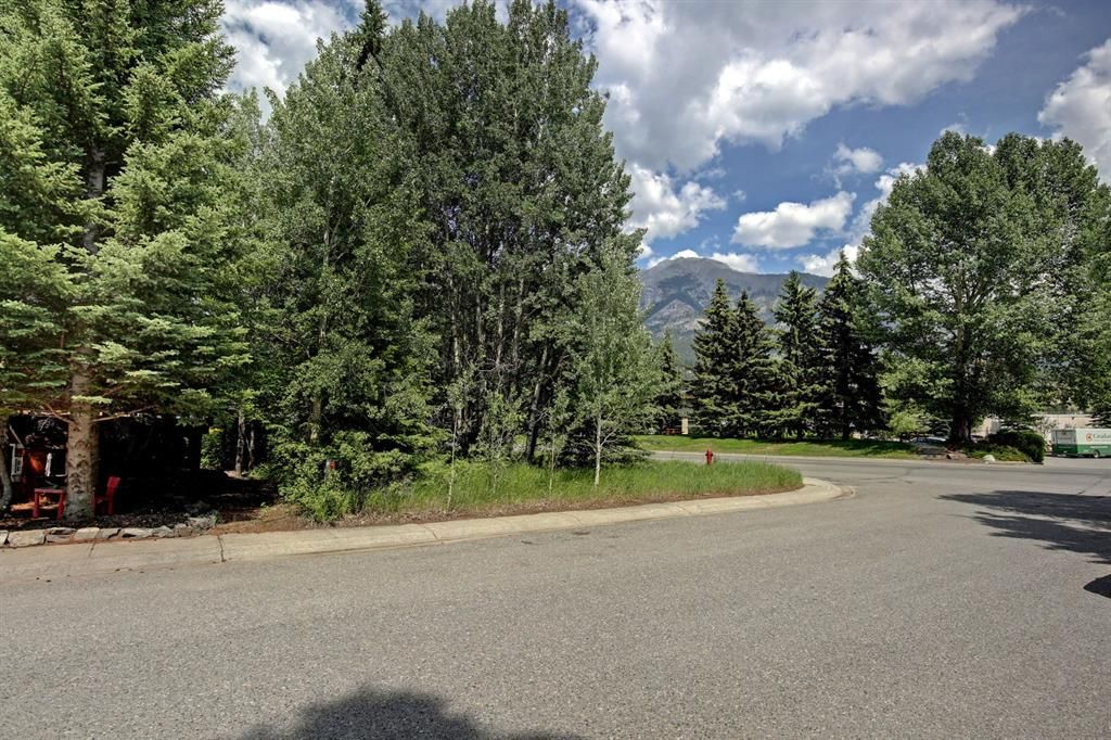 Main Photo: 2 Pinewood Crescent: Canmore Residential Land for sale : MLS®# A1128856