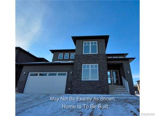 Main Photo: 62 Willow Creek Road in Winnipeg: Single Family Detached for sale (South Winnipeg)  : MLS®# 1605455