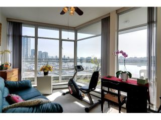 Photo 8: 507 1288 MARINASIDE Crest in Vancouver: Yaletown Condo for sale (Vancouver West)  : MLS®# V942487