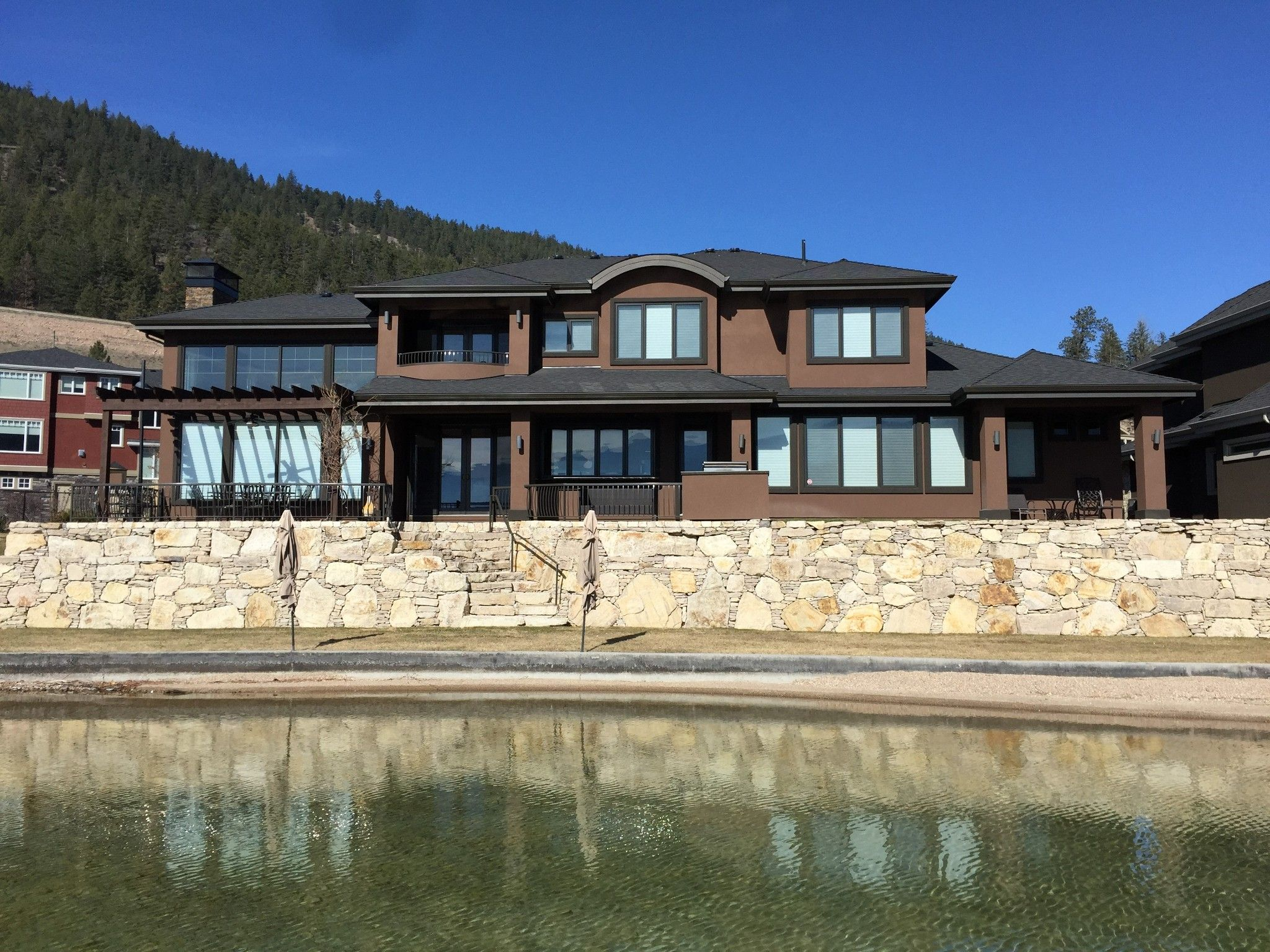 Main Photo: 1 18451 Crystal Waters Road in Lake Country: Lake Country North West House for sale (Central Okanagan)  : MLS®# 10095263