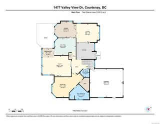 Photo 13: 1477 Valley View Dr in : CV Courtenay East House for sale (Comox Valley)  : MLS®# 864315