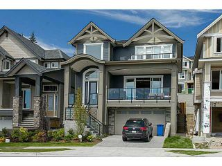 Photo 2: 3509 SHEFFIELD Avenue in Coquitlam: Burke Mountain House for sale : MLS®# V1115197