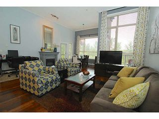 "Photo 3: 409 2628 MAPLE Street in Port Coquitlam: Central Pt Coquitlam Condo for sale in ""VILLAGIO"" : MLS®# V1142798"