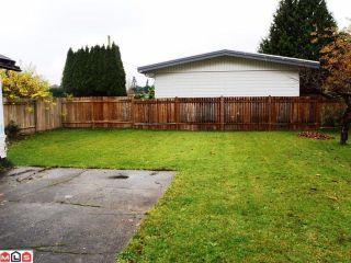 Photo 8: 2795 COUNTESS in Abbotsford: Abbotsford West House for sale : MLS®# F1111864