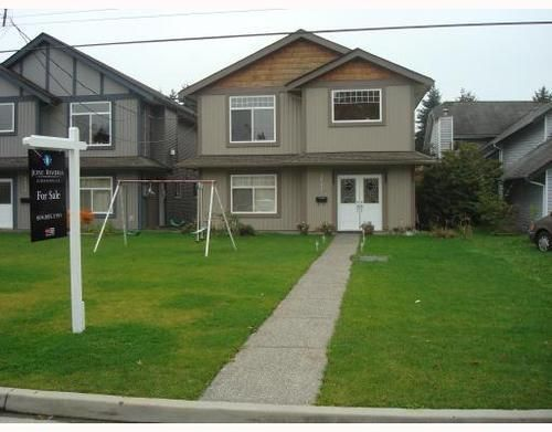 Main Photo: 1842 LANGAN Ave in Port Coquitlam: Lower Mary Hill Home for sale ()  : MLS®# V809746