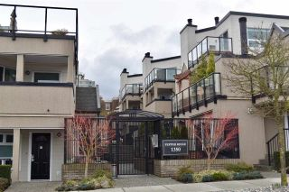 """Photo 1: 13 1350 W 6TH Avenue in Vancouver: Fairview VW Condo for sale in """"Pepper Ridge"""" (Vancouver West)  : MLS®# R2141623"""