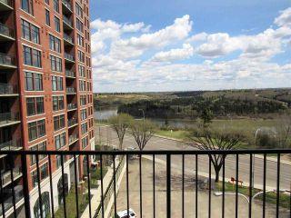 Photo 1: 707 9028 JASPER Avenue in Edmonton: Zone 13 Condo for sale : MLS®# E4242040