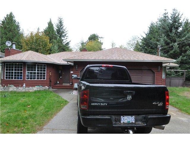 Main Photo: 8068 ALDERWOOD Road in Halfmoon Bay: Halfmn Bay Secret Cv Redroofs House for sale (Sunshine Coast)  : MLS®# V1090558