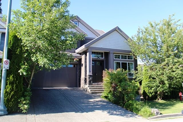Main Photo: 14997 34B AVENUE in Rosemary West: Home for sale : MLS®# R2178004