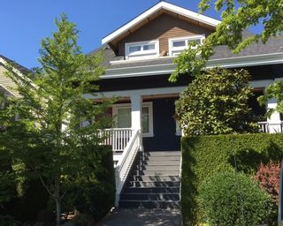 """Photo 1: 25 W 15TH Avenue in Vancouver: Mount Pleasant VW Townhouse for sale in """"CAMBIE VILLAGE"""" (Vancouver West)  : MLS®# R2065809"""