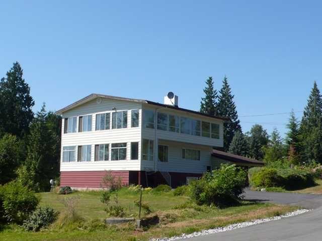 Main Photo: 9860 284TH ST in Maple Ridge: Whonnock House for sale : MLS®# V1019297