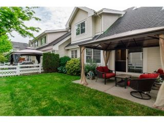 """Photo 19: 71 17097 64 Avenue in Surrey: Cloverdale BC Townhouse for sale in """"The Kentucky"""" (Cloverdale)  : MLS®# R2064911"""