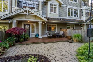 """Photo 34: 37 2925 KING GEORGE Boulevard in Surrey: King George Corridor Townhouse for sale in """"KEYSTONE"""" (South Surrey White Rock)  : MLS®# R2514109"""