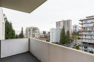 "Photo 14: 604 1425 ESQUIMALT Avenue in West Vancouver: Ambleside Condo for sale in ""Oceanbrook"" : MLS®# R2600784"