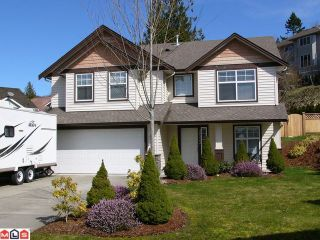 "Photo 1: 35322 POPLAR Court in Abbotsford: Abbotsford East House for sale in ""Clayburn Views"" : MLS®# F1108037"