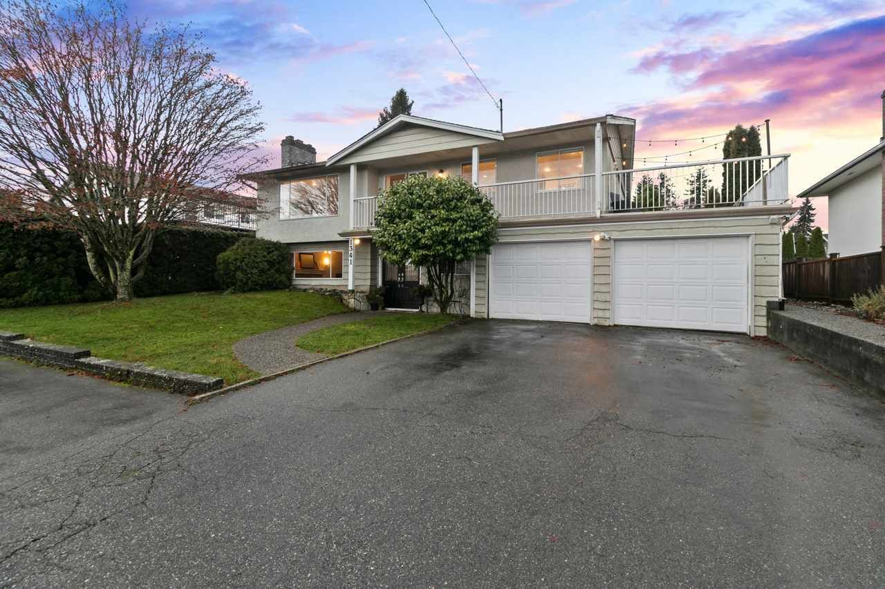 Main Photo: 1341 PARKER Street: White Rock House for sale (South Surrey White Rock)  : MLS®# R2534801
