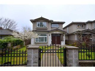 Photo 1: 6650 CURTIS Street in Burnaby: Sperling-Duthie 1/2 Duplex for sale (Burnaby North)  : MLS®# V944618