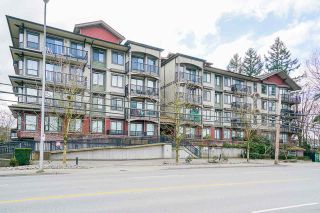 "Main Photo: 413 19830 56 Avenue in Langley: Langley City Condo for sale in ""ZORA"" : MLS®# R2562860"
