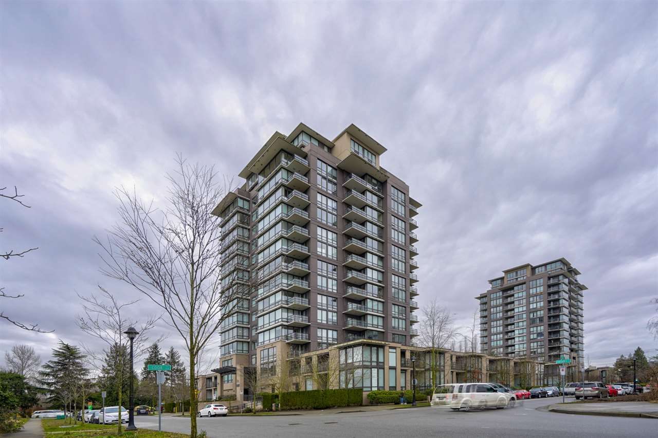 "Main Photo: 508 6333 KATSURA Street in Richmond: McLennan North Condo for sale in ""RESIDENCE ON A PARK"" : MLS®# R2433165"