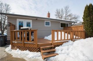 Photo 19: 239 Knowles Avenue in Winnipeg: North Kildonan Residential for sale (3G)  : MLS®# 1805871