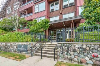"""Photo 2: 206 240 SALTER Street in New Westminster: Queensborough Condo for sale in """"Regatta by Aragon"""" : MLS®# R2602839"""