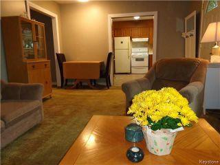 Photo 3: 449 Seaton Street in Winnipeg: Westwood Residential for sale (5G)  : MLS®# 1726334