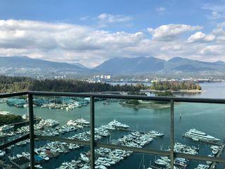 "Photo 2: 2601 555 JERVIS Street in Vancouver: Coal Harbour Condo for sale in ""HARBOURSIDE PARK II"" (Vancouver West)  : MLS®# R2614500"