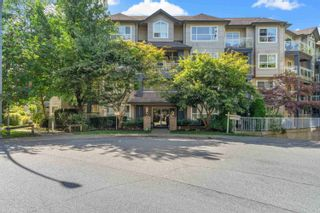 """Photo 2: 409 8115 121A Street in Surrey: Queen Mary Park Surrey Condo for sale in """"The Crossing"""" : MLS®# R2619545"""