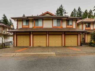 """Photo 1: 19 103 PARKSIDE Drive in Port Moody: Heritage Mountain Townhouse for sale in """"TREETOPS"""" : MLS®# R2016769"""