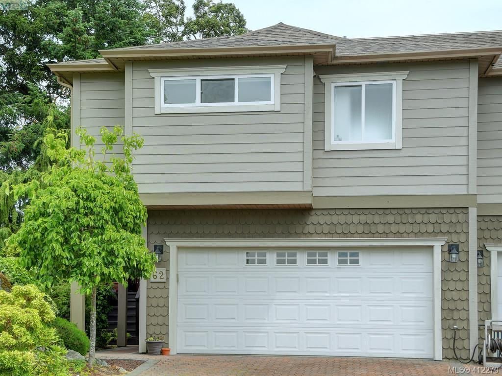 Main Photo: 62 118 Aldersmith Pl in VICTORIA: VR Glentana Row/Townhouse for sale (View Royal)  : MLS®# 817388