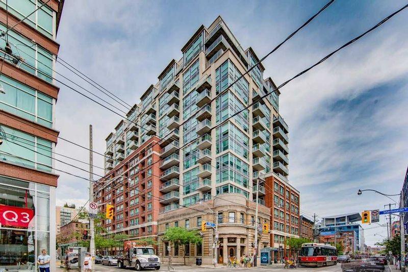 FEATURED LISTING: 1603 - 230 King Street East Toronto