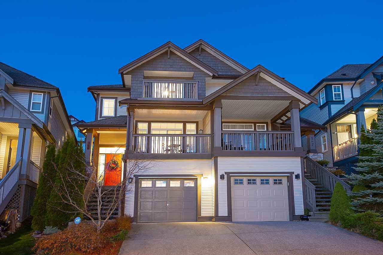 Main Photo: 145 FOREST PARK Way in Port Moody: Heritage Woods PM 1/2 Duplex for sale : MLS®# R2534490