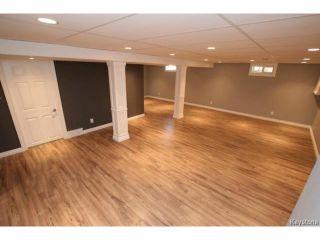 Photo 14: 911 Vimy Road in WINNIPEG: Westwood / Crestview Residential for sale (West Winnipeg)  : MLS®# 1508235