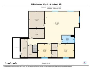Photo 42: 68 Enchanted Way: St. Albert House for sale : MLS®# E4248696